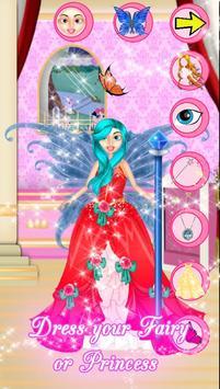 Fairy Princess Girl screenshot 2