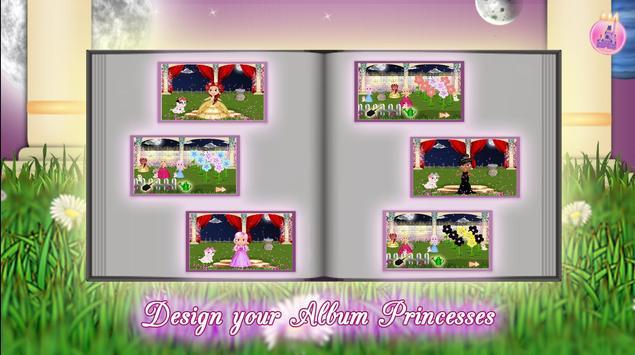 Princess Girl Fashion Castle screenshot 4