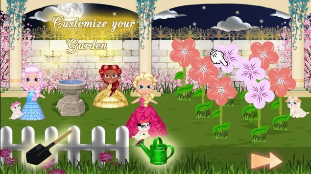 Princess Girl Fashion Castle screenshot 3