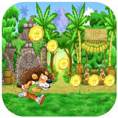 Jungle Mouse Runner Island icon
