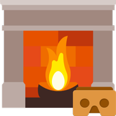Fireplace VR icon