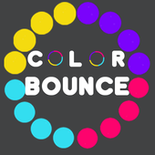 Color Bounce - Challenges icon