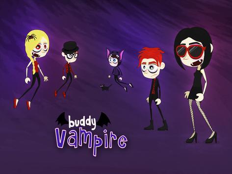 Buddy Vampire apk screenshot