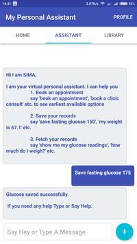 Hitakshi Joshi Virtual Clinic screenshot 1