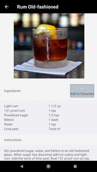 Drink App screenshot 2