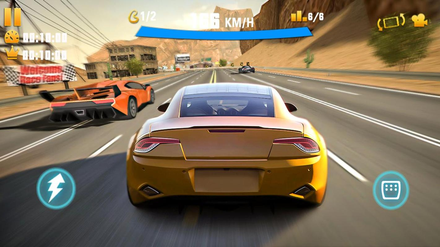 Cars Game: Drift Car Traffic Racer For Android