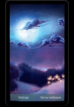 Starlight Live Wallpaper Free apk screenshot