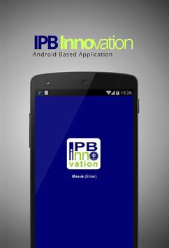 IPB Innovation poster