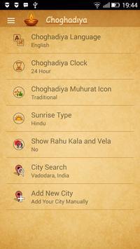 Choghadiya screenshot 5