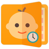 Baby Daybook - Borstvoeding & Verzorgende Tracker-icoon