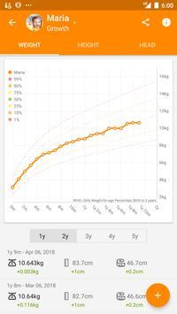 Baby Daybook - Borstvoeding & Verzorgende Tracker APK-screenhot