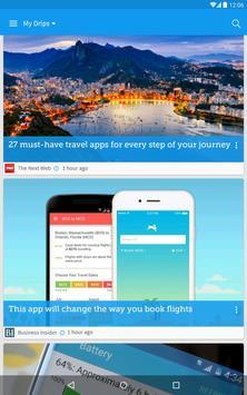 Android Updates, Tips & Best Apps - Drippler screenshot 3