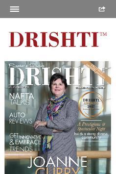 Drishti Magazine poster