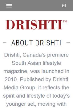 Drishti Magazine screenshot 1