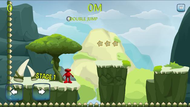 Adventure of super Elmo poster