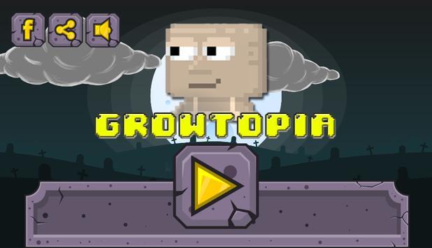 Growtopia Adventure poster