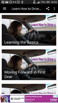 Drive a Car screenshot 1