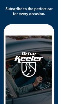 Drive Keeler poster