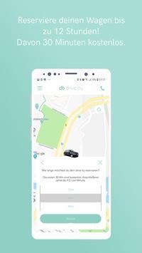 drive by - Berlin Carsharing apk screenshot