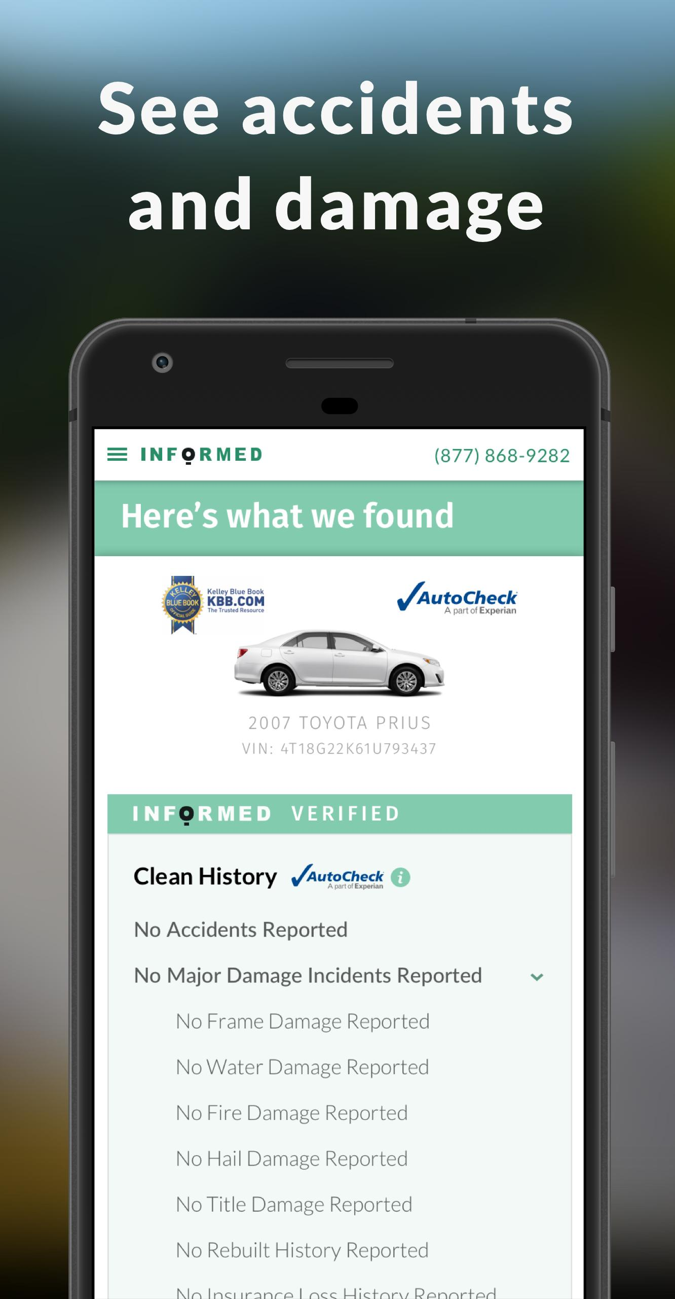 Vin Free Carfax Alternative For Android Apk Download
