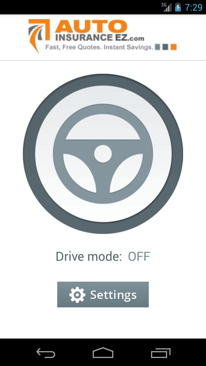 No Text While Driving App >> No Texting While Driving App For Android Apk Download