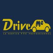 Drive-me chauffeur icon