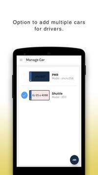 Drive-me chauffeur screenshot 5