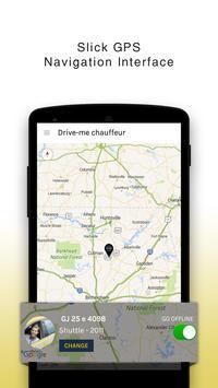 Drive-me chauffeur screenshot 8