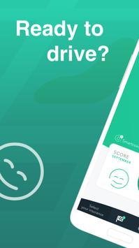 DriveSmart - Become a better driver poster
