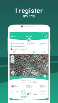 DriveSmart - Become a better driver apk screenshot