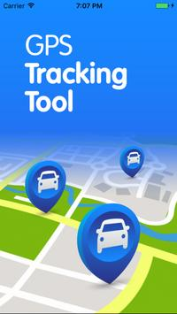 GPS Tracking Tool poster