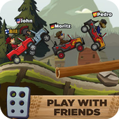 Trick Hill Climb Racing 2 icon