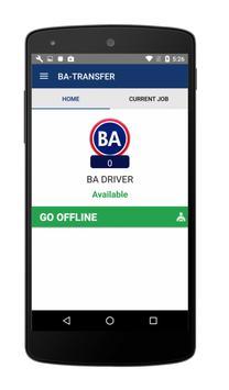 Ba-Driver screenshot 1