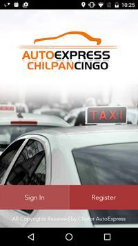 Chofer AutoExpress poster