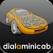 Dial A Minicab Driver icon