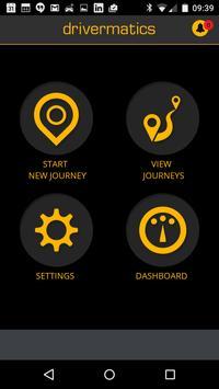 Drivermatics BlackBox Dash Cam screenshot 5