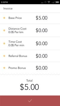 Drivern Driver App apk screenshot