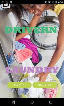 Drivern Laundry Provider poster
