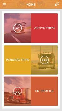 ClickOnTrucks - Driver poster
