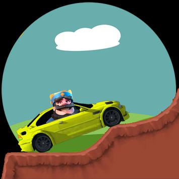 royale car hill climb apk screenshot