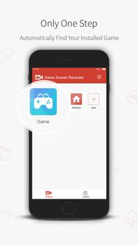 Poster Game Screen Recorder