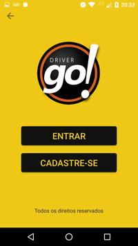 Driver Go poster