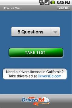 Drivers Ed Alaska apk screenshot