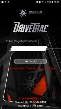 Drive Trac Employee GPS Tracking poster