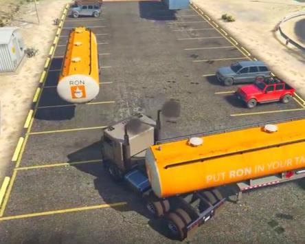 Drive Truck Simulation Game apk screenshot