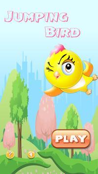 Jumping Bird -DriveX poster
