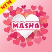 Masha temple subway run icon