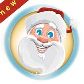 Santa claus Bubble shooter icon