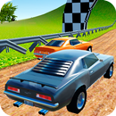 American Classic Muscle Car Driving APK