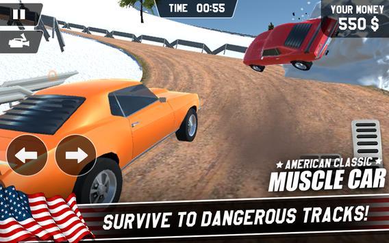 American Classic Muscle Car imagem de tela 1